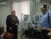 وكيل صحة الجيزة: قسم جديد للحضانات بمستشفى التحرير العام بإجمالى 20 حضانة