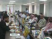صور..وفد مستثمرين سعوديين يزور العلمين الجديدة ويشيدون بفرص الاستثمار بالمدينة