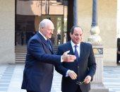 """بسام راضى من بيلاروسيا: تمثيل دبلوماسي معتمد لمصر فى العاصمة """"مينسك"""""""
