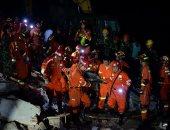 صور.. ارتفاع ضحايا زلزال بقوة 6 درجات فى الصين إلى 11 قتيلا و122 مصابا