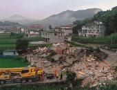 زلزال بقوة 6 درجات يضرب جنوب غرب الصين