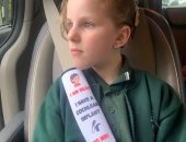 غطاء ذكى لحزام الأمان لتحذير المسعفين من المشاكل الصحية للأطفال