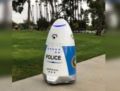 """مدينة أمريكية تستعين بـ """"روبوت شرطى"""" لمراقبة المناطق العامة"""