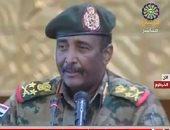 رئيس مجلس السيادة السودانى يتلقى رسالة شفهية من الرئيس التشادى