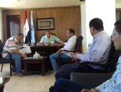 صور.. انشاء بحيرتين صناعيتين لحماية مدينة مرسى علم من اخطار السيول