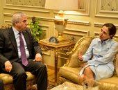 رئيس خارجية النواب يستقبل سفيرة كولومبيا بمقر البرلمان