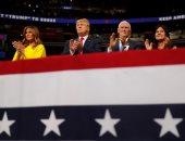 صور.. ترامب يلقى خطاب حملته الانتخابية أمام مؤيديه فى فلوريدا