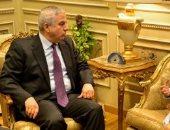"""""""خارجية النواب"""" تتفق مع سفيرة كولولمبيا بالقاهرة على تعزيز الصادرات الزراعية"""