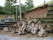 خسائر مادية وإجلاء مواطنين لمراكز إيواء فى اليابان بسبب زلزال بقوة 6.5 درجة