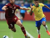 """البرازيل يتعادل سلبياً مع فنزويلا  في ليلة بطلها الـ """"VAR"""""""