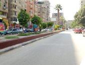 حى العجوزة يطور شوارع وادى النيل وابن خلدون.. صور