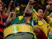 البرازيل ضد فنزويلا.. شاهد جماهير السيليساو × 10 صور