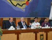 محافظ جنوب سيناء: توفير شاشات بـ10 مراكز شباب لبث مباريات أمم أفريقيا