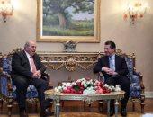 مسرور بارزانى وإياد علاوى يؤكدان ضرورة الحوار لوضع حلول جذرية لمشكلات العراق
