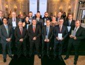 المصرية العالمية للسيارات تحصد جائزة أفضل اداء للمبيعات عالمياً