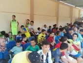 مركز شباب محلة مرحوم يستضيف مشروع رعاية الموهوبين لـ 700 لاعب ناشئ بالغربية