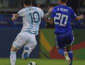اهداف مباراة الارجنتين وباراجواي في كوبا امريكا