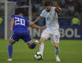 الأرجنتين تواجه فنزويلا فى ربع نهائى بطولة كوبا أمريكا