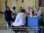 شاهد.. فيديو يكشف كذب هيومان رايتس ويوضح رعاية نزلاء السجون بأكبر المستشفيات