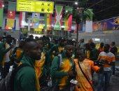 منتخب كوت ديفوار يصل القاهرة استعدادا لكأس الأمم الأفريقية