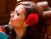 الأردنية فرح سراج تبدأ جولتها الإسبانية من مدريد