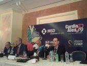 فيديو..مؤتمر كارديو ألكس: دعامة الحياة تنقذ 75% من مرضى الجلطات القلبية