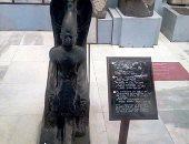 على طريقة برايل.. شاهد.. المسار الخاص للمكفوفين بالمتحف المصرى بالتحرير