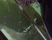 صور.. اضبط مخالفة.. غرق شوارع مدينة الخصوص بالصرف الصحى