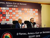 أحمد أحمد: لم نحدد موعد عودة المسابقات الإفريقية.. ولا أتمنى تأجيل الكان