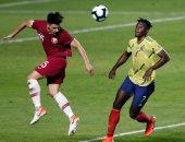 """فيديو.. """"زاباتا"""" يتقدم لكولومبيا أمام قطر فى الدقيقة 86"""