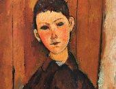 لوحة زيتية لـ أميديو موديليانى تباع بسعر خيالى.. اعرف ثمنها