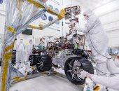 ناسا تضع اللمسات الأخيرة لمسبار Mars 2020