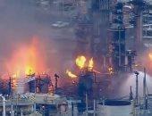 اندلاع حريق فى شركة لإنتاج الغاز تابعة لسوناطراك فى الجزائر