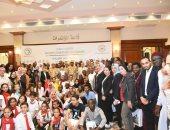 شباب أكثر من 43 دولة إفريقية يشاركون بالملتقى التثقيفى الثالث للوفد الأفريقى