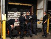صور.. ضبط شحنة كوكايين بقيمة مليار دولار فى أحد موانئ فيلادلفيا الأمريكية