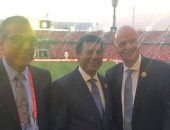 وزير الرياضة: تنظيم مصر للبطولات والاحتفاليات أعطى انطباعا رائع عن الدولة فى الخارج