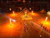 """""""يليق بعظمة مصر"""".. مغردو تويتر يشيدون بحفل افتتاح كأس الأمم الإفريقية"""