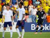 إنجلترا تسقط برباعية أمام رومانيا فى 15 دقيقة بكأس أمم أوروبا للشباب.. فيديو