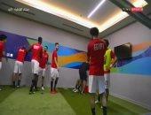 تايم سبورت تكشف اجتماع إيهاب لهيطة مع لاعبى المنتخب بعد واقعة السوشيال