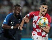 فرنسا تهزم كرواتيا وترافق رومانيا إلى ربع نهائى أمم أوروبا للشباب.. فيديو