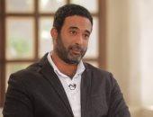 شاهد..هيثم أحمد زكى: أسعى لإثبات نفسى كممثل وليس نجل النمر الأسود