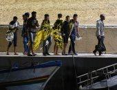 الهلال الأحمر: انقلاب مركب يقل أكثر من 70 مهاجرا قبالة سواحل تونس
