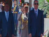 رئيس موزمبيق يشارك فى اجتماعات مجلس الأعمال المشترك بالقاهرة