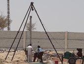 محافظ أسيوط: حفر آبار مياه جديدة بقرى مركزى منفلوط وساحل سليم