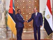 بسام راضى: مباحثات السيسى ونظيره الموزمبيقى تناولت تطوير العلاقات الاقتصادية