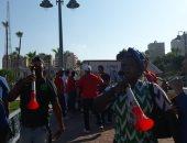 صور.. مشجعو نيجيريا يشيدون بحفل افتتاح بطولة كأس الأمم الأفريقية