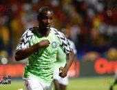 إيجالو: أشكر جماهير مصر.. والآن أثبتنا أن نيجيريا منافس على اللقب