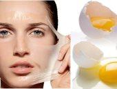 البيض مش بس للأكل.. وصفات طبيعية وسهلة لاستخدامه فى العناية ببشرتك وشعرك