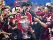 فرمان كلوب ينهي احتفال نجوم ليفربول بلقب دوري ابطال اوروبا