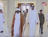 """شاهد.. """"مباشر قطر"""" تفضح جرائم تنظيم الحمدين فى السودان"""